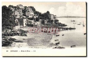 Old Postcard Dinard Bric a Brac