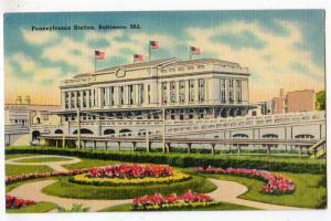 Penn Station, Baltimore MD