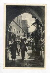 Jerusalem - Davidstrasse, PU 1910-30s