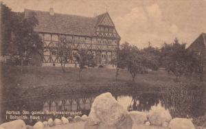 AARHUS, Denmark, 1900-1910´s; Den Gamle Borgmestergaard I Botanisk Have