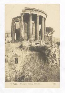 RP: Tivoli, Italy. Templo deila Sibilla, 00-10s