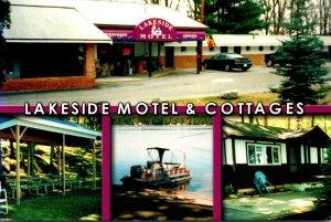 Michigan Harrison Lakeside Motel & Cottages