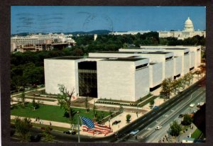DC Air Space Museum Smithsonian Institution Washington Postcard Aviation Planes