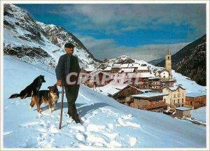Modern Postcard the Gurraz Tarentaise Savoie