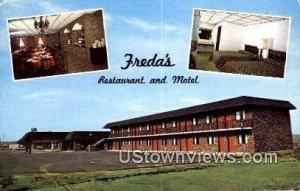 Freda's Restaurant & Motel in Ozora, Missouri