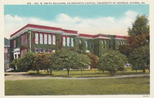 ATHENS , Georgia , 1910s ; U.of G. ; Jas. M. Smith Bldg
