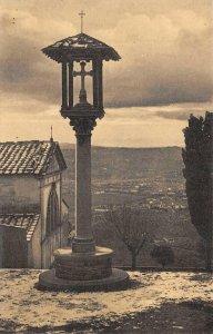 Fiesole - S. Francesco Tuscany, Italy ca 1910s Vintage Postcard