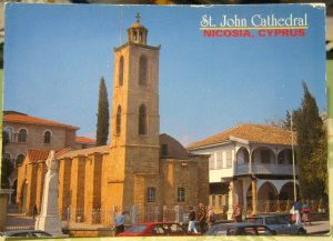 Cyprus St John Cathedral Nicosia - unposted