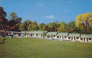 Ohio Salem Barnetts Motel