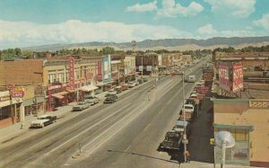 MONTROSE , Colorado , 1972 ; Business district ; Version-2