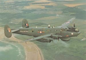 Postcard Avro Shackleton AEW2 Aircraft After The Battle Series P71