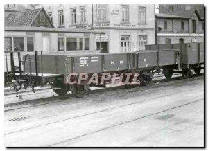 Postcard Modern Guterwagen in Kappeln