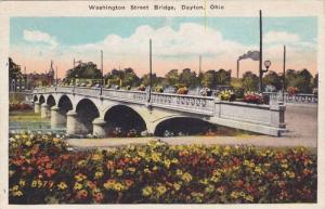 Scenic view,Washington Street Bridge,Dayton,Ohio, 00-10s