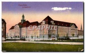 Old Postcard Essen Ruhr Justirgeblinde