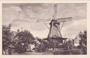 Windmill : Hollandse Molenserie , Netherlands, 20-40s #10