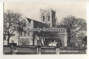 cu1949 - The Parish Church of St. James, in Grimsby - Postcard