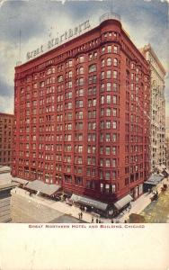 Chicago~Washington Shirt Company in the Great Northern Hotel~VO Hammon c1910