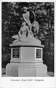 BG37171 monument graal adolf heiligerlee real photo   netherlands