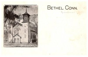 Connecticut  Bethel  Congregational Church