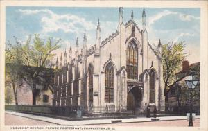 Huguenot Church, French Protestant, CHARLESTON, South Carolina, 10-20s