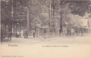 Bruxelles, La Lalterie au Bois de la Cambra, Belgium, 00-10s