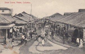 PETTAH , Colombo , CEYLON , 1900-10s ; Street