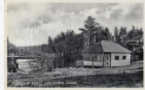 MYER'S CAVE , Ontario , Canada , 1900-10s ; A cottage