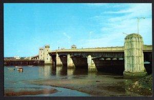 Massachusetts LYNN General Edwards Bridge Chrome