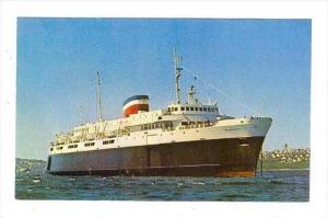M. V. Bluenqse, Canadian National Railways, Yarmouth, Nova Scotia, Canada, 19...