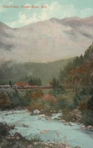 RP : Yale Dreek , Fraser River , B.C. , Canada ,1900-10s