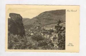 RP, Bird´s Eye View Of Bad Bertrich (Rhineland-Palatinate), Germany, 1920-1940s