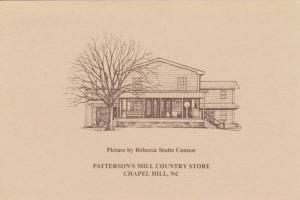 Patterson´s Mill Country Store, Route 12, Chapel Hill, North Carolina, 1910-...