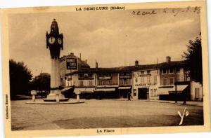 CPA La DEMI-LUNE-La Place (235872)