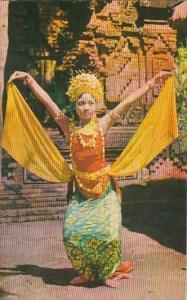Indonesia Bali Denpasar Miss Ni Wajan Asa Oleg Dancer