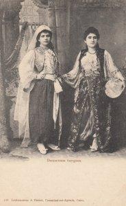 EGYPT , 1898-1907 ; Dauseuses turques