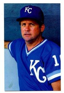Dick Howser, Kansas City Royals