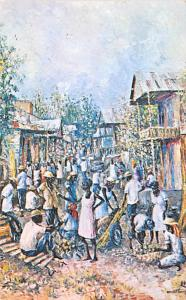 Ireland Market Scene by Ernst Louizor  Market Scene by Ernst Louizor