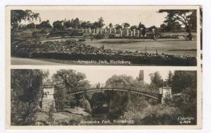 Alexandria Park, Maritzburg, South Africa, 20-40s
