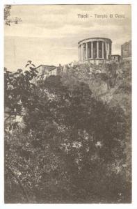 Tempio Di Vesta, Tivoli (Lazio), Italy, 1900-1910s
