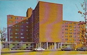 New York Syracuse Day Hall Dormitory For Women Syracuse University