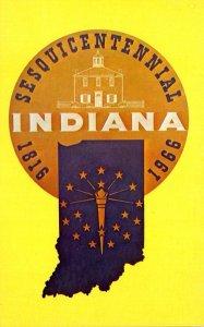 Indiana Sesquicentennial 1816-1966