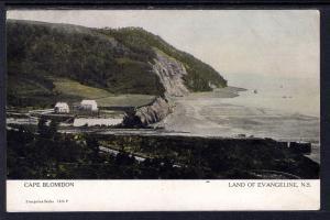 Cape Blomidon,Land of Evangeline,NS,Canada