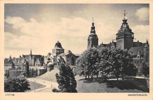 Poland Stettin Hakenterrasse Pommern, Szczecin Waly Chrobrego