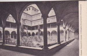 Italy Firenze Chiesa di San Lorenzo Il Chiostro
