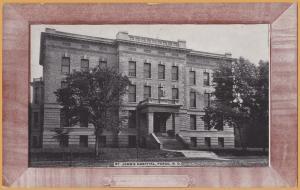 Fargo, N. Dak., St, John's Hospital - 1908