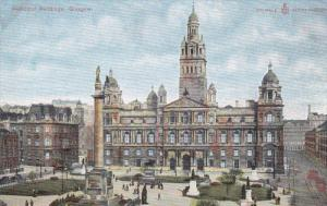 Municipal Buildings, GLASGLOW, Scotland, United Kingdom, 00-10s