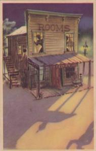 Goldie´s Joint, Ghost Town, Knott´s Verry Place, Buena Park, California, 19...
