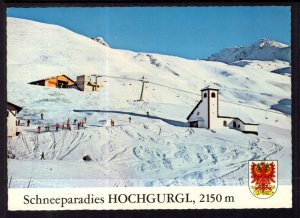 Schneeparadies Hochgurgl,Austria BIN