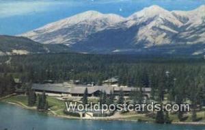 Jasper Park Lodge Canada, du Canada