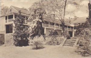 Old Quarters Farmington Country Club Charlottesville Virginia Albertype